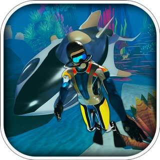 Sci Fi Underwater Survival - Diving Simulator 2018