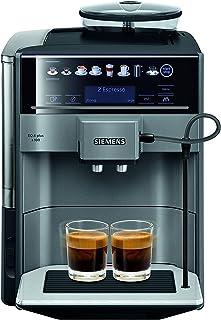 Siemens EQ.6 Plus S100 Fully Automatic Espresso Maker/Coffee Machine, Black, TE651209GB, 1 Year Warranty