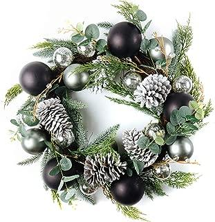 Best pine tree wreath Reviews