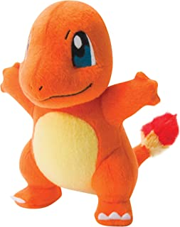 TOMY Pokémon pequeño Peluche Charmander