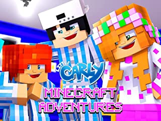 Clip: Little Carly Minecraft Adventures