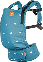 Tula Free-to-Grow Playdate Baby Carrier Adjustable in Width and Height for Babies from 3.2 to 20.4 kg Without Baby Pillow