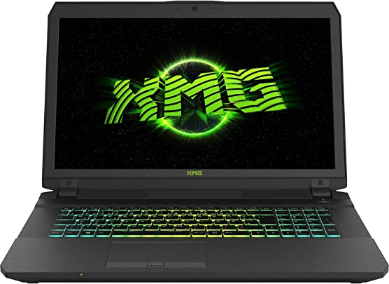 XMG P707-gnx PRO Gaming Laptop 17 3 quot Full HD IPS GTX 1060 Intel Core i7-7700HQ 16GB RAM 256GB SSD NVMe 1000GB HDD Win 10 Home schwarz Schätzpreis : 831,00 €