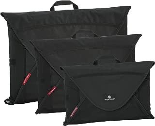 Pack-It Original Garment Folder Set, Black, Set of 3 (S, M, L)
