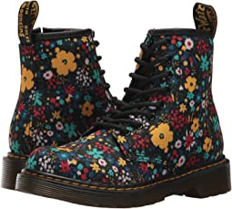 Dr. Martens Kid's Collection - Delaney WF Lace Boot (Little Kid/Big Kid)