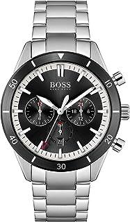 Hugo BOSS Men's Analog Quartz Watch with Stainless Steel Strap 1513862