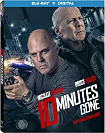 Michael Chiklis and Bruce Willis star in 10 MINUTES GONE on Blu-ray, DVD and Digital Oct. 29 from Lionsgate