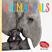 The Safari Circle: Animal Pals: Lift the Flap