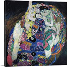 ARTCANVAS The Maiden 1913 Canvas Art Print by Gustav Klimt - 18