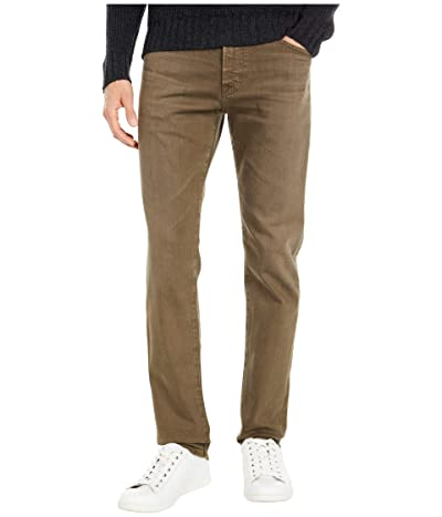 AG Adriano Goldschmied Tellis Modern Slim Leg Jeans in 7 Years Sulfur Portobello Road (7 Years Sulfur Portobello Road) Men