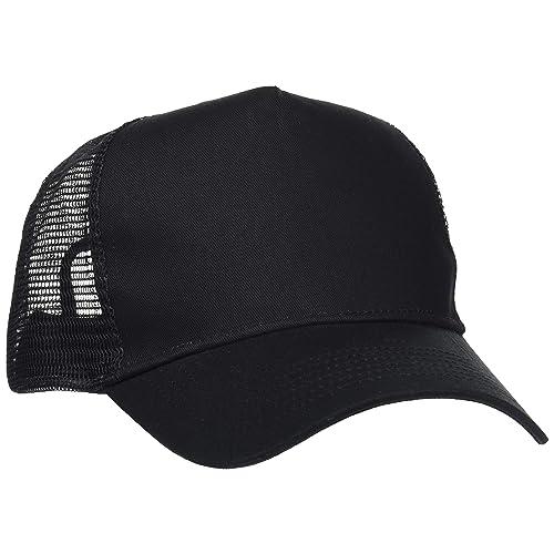 e919c0a6b82 BEECHFIELD HALF MESH TRUCKER BASEBALL CAP