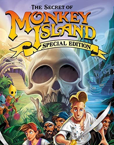 The Secret of Monkey Island : Special Edition [PC Code - Steam]