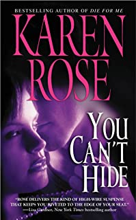 You Can't Hide (Romantic suspense Book 5)