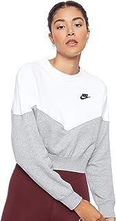 Nike W Nsw Hrtg Crew Flc