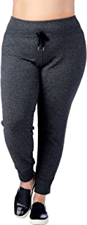 Rainbeau Curves Women's Plus Size Gramercy Joggers