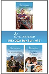Love Inspired July 2021 - Box Set 1 of 2: An Anthology Kindle Edition