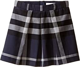Burberry Kids - Kittie Check Pleated Skirt (Little Kids/Big Kids)