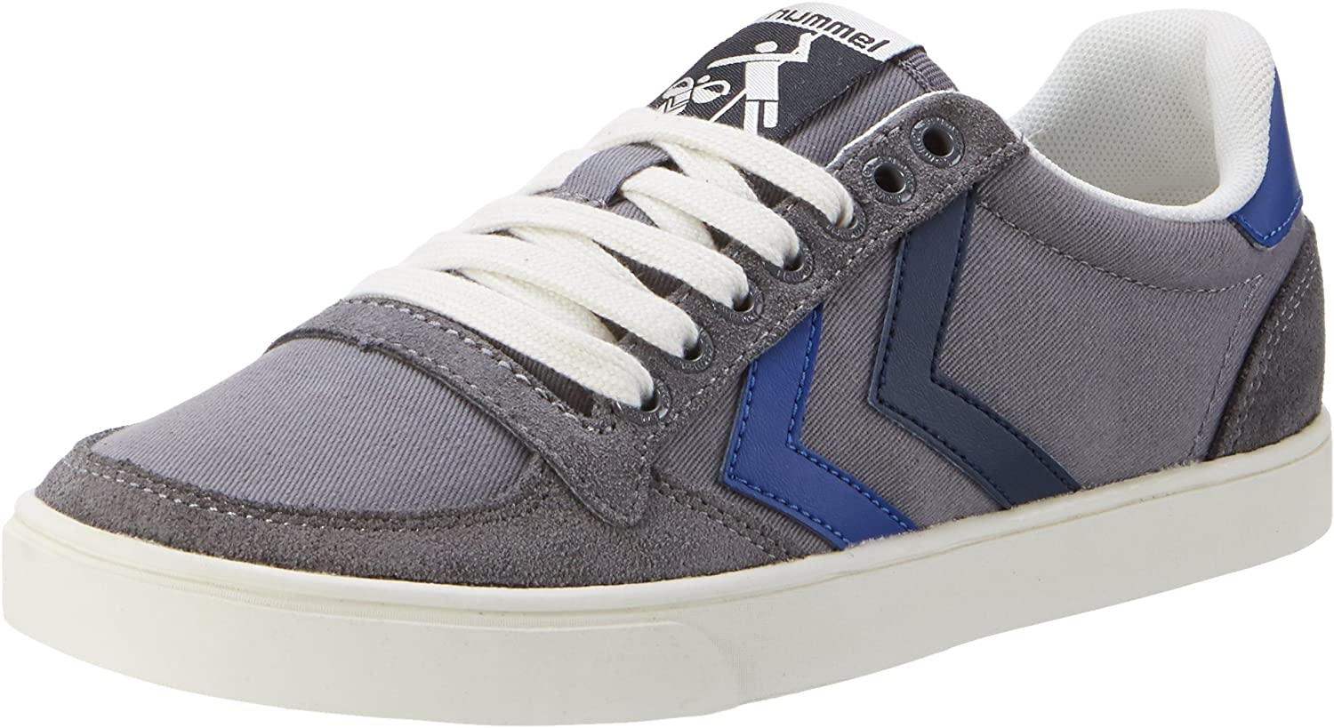 Hummel Unisex Adults' Sl. Stadil Duo Canvas Low-Top Sneakers