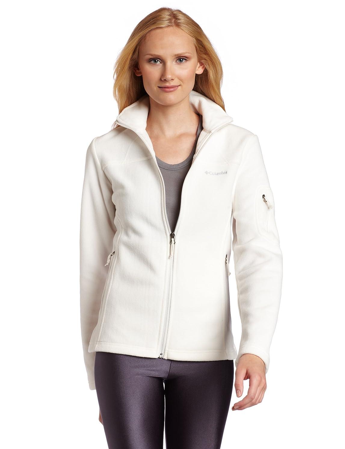 Columbia Women's Fast Trek II Full Zip Fleece Classic Fit Jacket