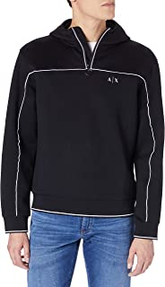 Armani Exchange Men's Black Sweatshirt