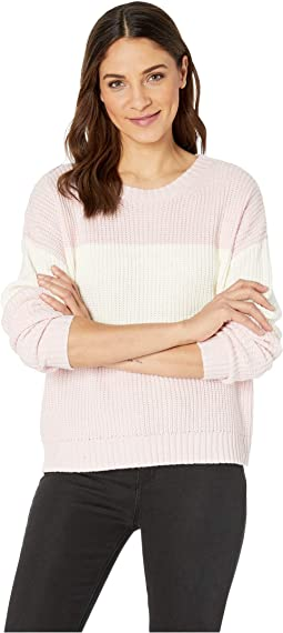 Billie Color Block Sweater