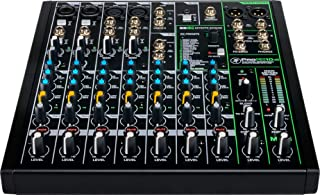 Mackie ProFX Series, Mixer - Unpowered, 10-channel (ProFX10v3)