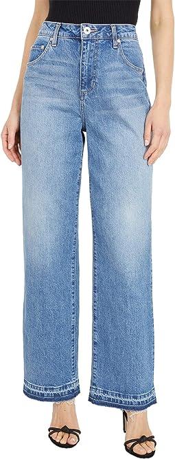 Sophia High-Rise Wide Leg Jeans