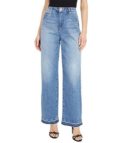 Jag Jeans Sophia High-Rise Wide Leg Jeans (Nolita) Women
