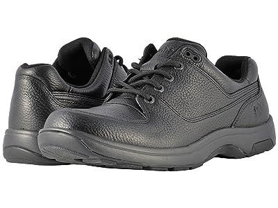 Dunham Windsor Waterproof (Black Waterproof Milled Leather) Men