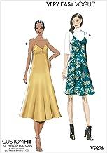 mehrfarbig 17/x 0,5/x 0,07/cm McCall s Patterns 7654/E5/Miss Petite Kleider Schnittmuster Tissue