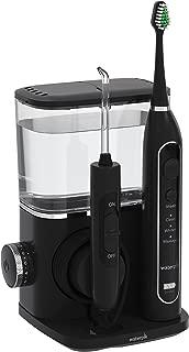 Waterpik Complete Care 9.0 Sonic Electric Toothbrush + Water Flosser, Black