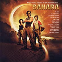 songs from the movie sahara