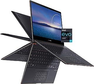 لاب توب ASUS ZenBook Flip S فائق النحافة شاشة لمس الترا اتش دي او ال اي دي، منصة انتل ايفو - كور i7-1165G7 CPU، رام 16 جيج...