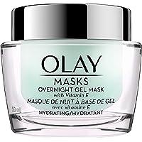 Olay Overnight Face Mask Gel 1.7 Fl Ounce