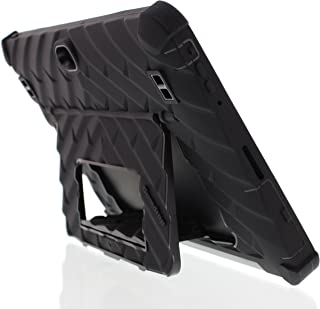 Gumdrop Cases Hideaway Stand for Dell Venue 10 Pro 5056 Rugged Tablet Case Shock Absorbing Cover Black/Black 5056