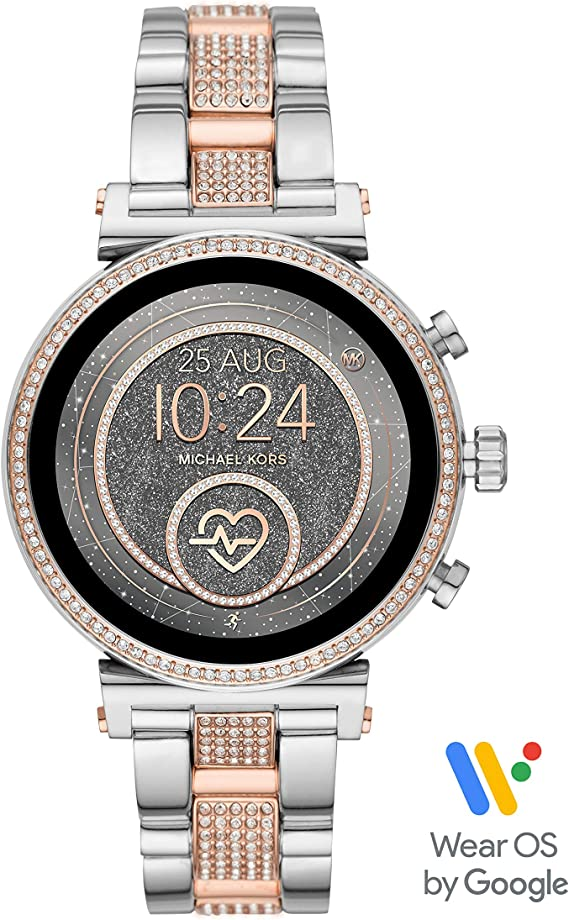 Michael Kors Access Sofie Heart Rate Smartwatch- Powered with Wear OS by Google with Heart Rate