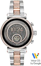 Michael Kors Access Gen 4 Sofie Smartwatch- Powered with Wear OS by Google with Heart Rate, GPS, NFC, and Smartphone Notif...