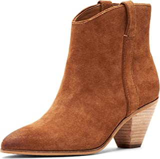 Women's Maley Pull Tab Ankle Boot