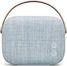Vifa Helsinki Hi-Resolution Bluetooth 4.0 Wireless Portable Speaker - Misty Blue