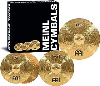 Meinl Cymbals HCS141620 - Juego de platillos
