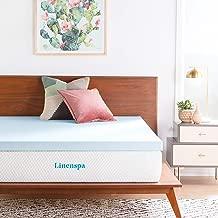 3 gel mattress topper