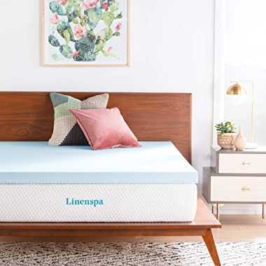 LINENSPA LS30KK30GT Mattress Topper, King
