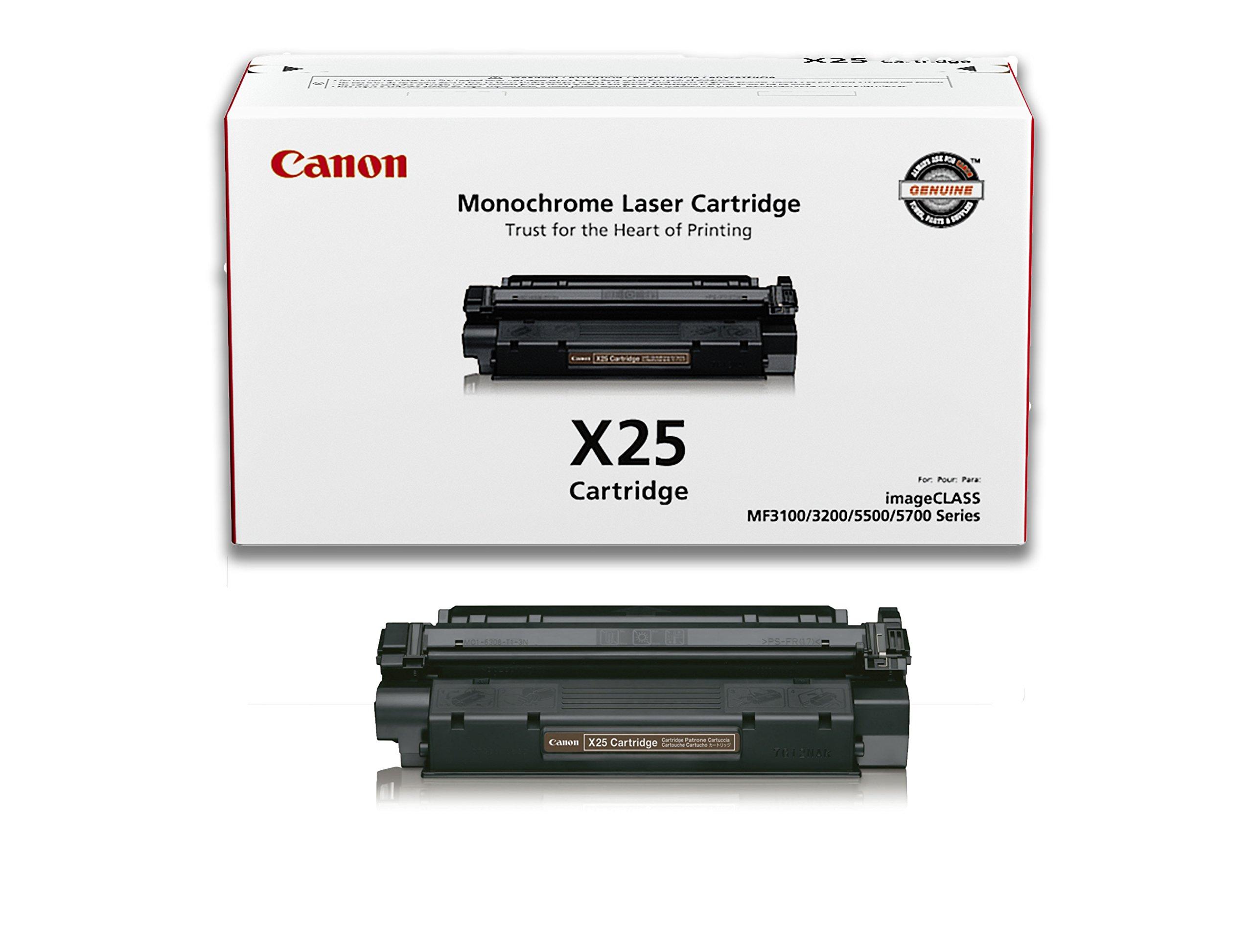 6 Pack Black Compatible F189402 Toner Cartridge Replacement for Canon F189402 Printer Toner Cartridge