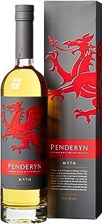 Penderyn Myth Single Malt Welsh Whisky in Geschenkpackung 1 x 0.7 l
