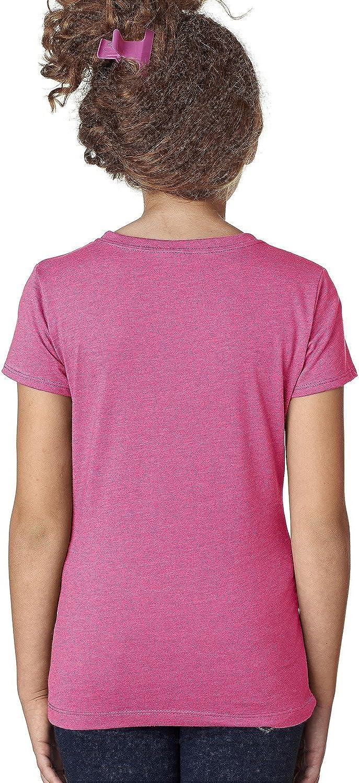 Next Level The Princess Supersoft CVC Jersey T-Shirt, Raspberry, Large