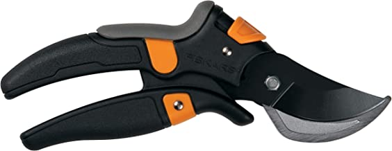 Fiskars 398441-1001 Ultra Blade Power Curve Pruner with Grip Ease Pad