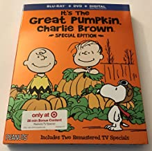 It`s the Great Pumpkin, Charlie Brown: Special Edition (BLU-RAY + DVD + DIGITAL, 2018)
