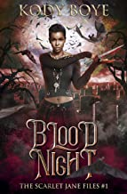 Blood Night (The Scarlet Jane Files Book 1)