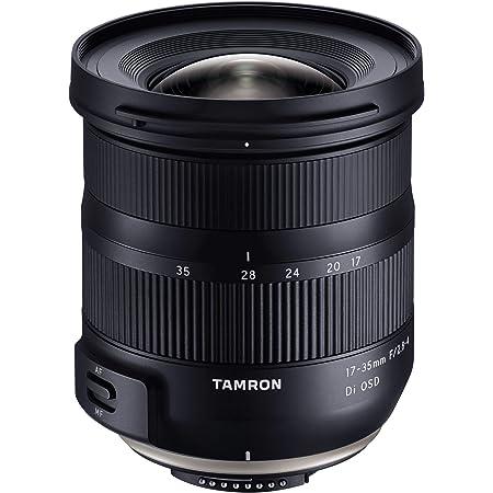 TAMRON 超広角ズームレンズ 17-35mmF2.8-4Di OSD ニコン用 フルサイズ対応 A037N