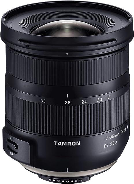 Tamron  Lente A037 17-35 mm F / 2.8-4 Di OSD negro